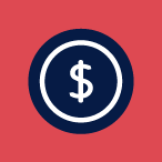 Ícone para representar Financeiro / Estoque.