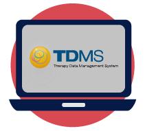 Ícone que representa o Integração ao TDMS